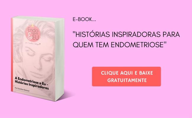 Dieta para endometriose e nosso ebook