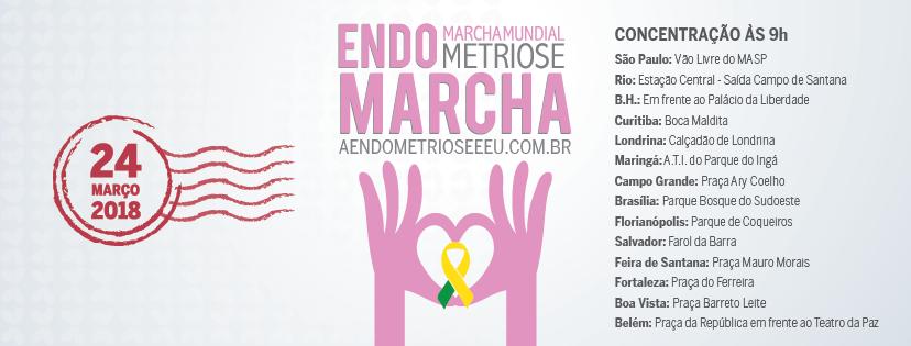 EndoMarcha 2018
